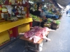 A market or 'palenke' where we commonly shop on Mondays!